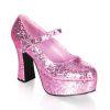 MARYJANE-50G Baby Pink Glitter